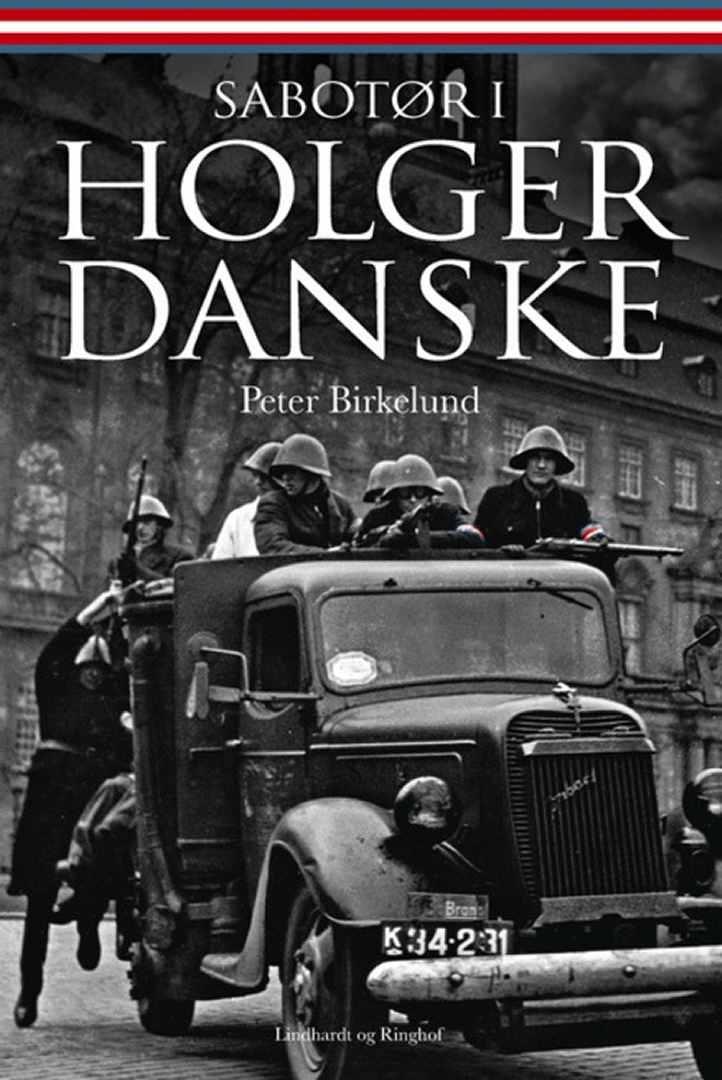 Peter Birkelund - Holger Danske - Dines Bogø