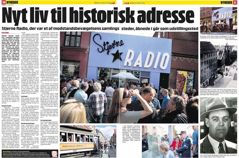 Stjerne Radio, Istedgade 31