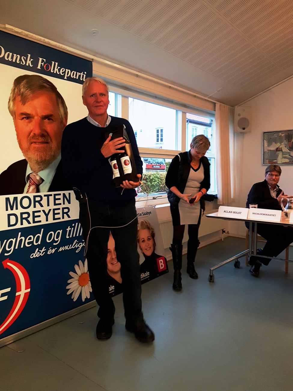 Valgmøde